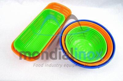 Plastic banneton