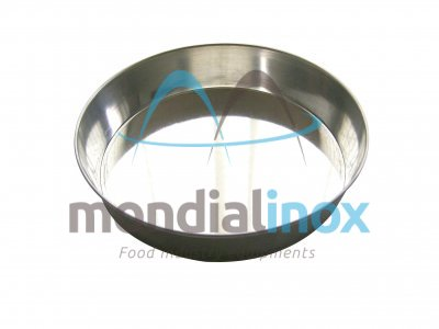 Round even manque mould