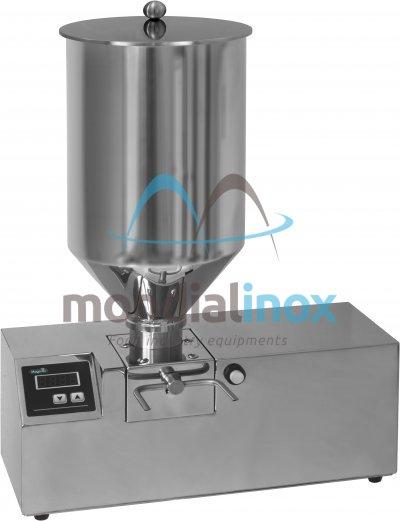 vuller met cilindrische trechter (inhoud 14 l)