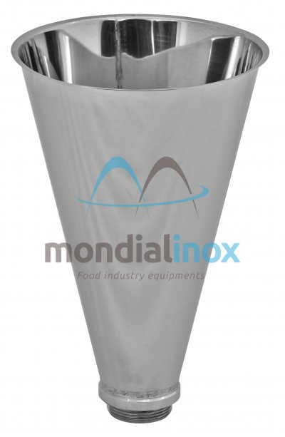conical funnel (capacity 7 l)