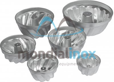 Aluminium pan for Vienna cake