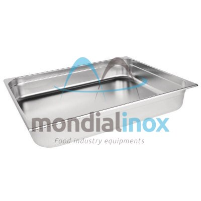 Stainless steel bin gastro GN 2/1