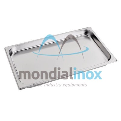 Stainless steel bin gastro GN 1/1