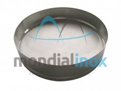 Stainless steel sieve small model
