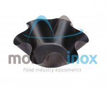Non-stick tulip mould