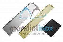 Gekleurd geioniseerd aluminium presenteerblad voor toonbank
