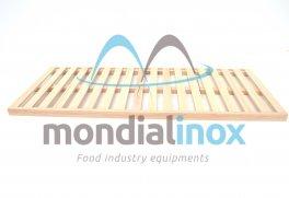Latten voor houten rek
