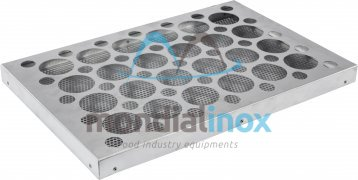 Plaque de cuisson aluminium pour muffin, 24 formes