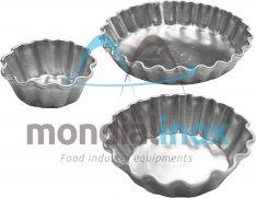 Forme à tartellette en aluminium