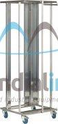Roestvrij Staal voor opslag, transport en drogen, 60x40
