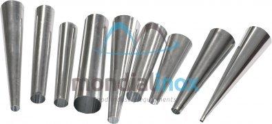 Cornet aluminium 90mm