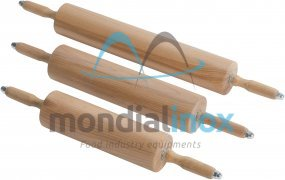Rolling pins, Made of wood