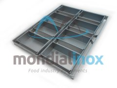 Bread Moulds alusteel (frame 60x80cm)