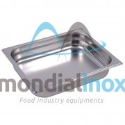 Stainless steel bin gastro GN 1/2